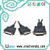 Super VGA SVGA m-m RGB HD15 HD-15 PC Cable 15ft