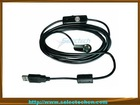 10mm flexible camera USB Digital Endoscope with Switch 2M/5M/7M