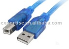 USB 2.0 Cable Type A Male to Type B Male