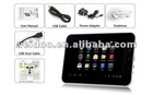 7'' A10 Android 4.0 HDMI wifi MID tablet pc 512MB/ 4GB-8GB capacitive 5 points