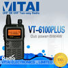 VT-6100plus Portable Transceiver Ham Radio