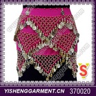 Belly dance hip scarf, fashion and sexy hip scarf