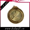 customized gold sports trophy medal for games