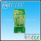 multilayer circuit board with ENIG surface finishing