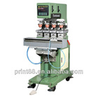 Large-Size 4 Color Shutte Pad Printing Machine