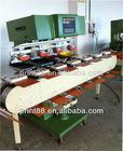 4-Color tank pad printing machine LC-SPM4-200/16TN