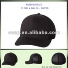 custom black fitted mesh trucker baseball caps ccap-0352
