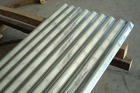 Construction real estate corrugated sheets