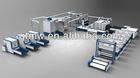 (automobile interior decoration) production lines