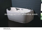 white ABS board massage bathtub MJY-W2
