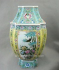 Qing dynasty antique ceramic flower planter WRYRB02