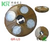 rechargeable camping and outdoor led umbrella light