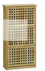 shelving cabinet w 3 compartments