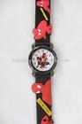rubber sports watch