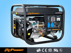 itcpower GG9000LER-3 protable petrol Generator, remote control generator