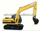 13 ton,0.45bucket capacity mini crawler excavator with EPA certificate
