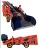 Mechanical coal loader WBO60