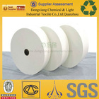 Small Width 17.5 cm PP Spunbond Non woven Fabric