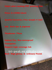 PET coating film for screen printing