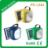 3.2AH 1.3W rechargeable solar LED camping lantern lamp