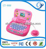 Color screen kids educational electronic laptop