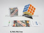 Magic cube inteligent toys with introduction