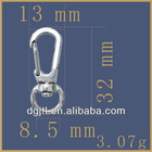Fashion metal keychain hook