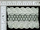 new design,hot sale crocheted water dissolving lace