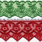Organza Lace-40mm and 50mm