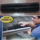 900mm Gutter Brush