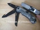 3 blade folding knife