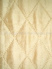 silk douppioni quilted fabric-183