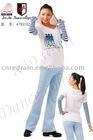 Long Sleeve Hooded pullover--street dance wear