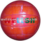 Official size 5 machine stitched volleyball,18 panels