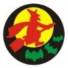 EL flashing Bacardi logo badge