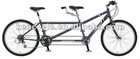 26 inch Hi-ten frame V brake adult Tandem bike(SY-TD2602)