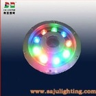 IP67 12W Round led pool lights underwater