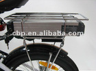 Rear Carrier Electric Bicycle Battery Pack 36v 10Ah