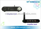 2.4GHz Digital wireless pro audio amplifier