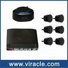 Front and Rear Buzzer Parking Sensor