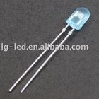 5mm oval LED blue color