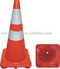 NOKIN High Reflective 45cm reflective PVC traffic cone