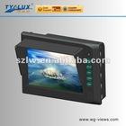 5.6 inch 2 BNC ,1HDMI,1VGA input and 1 audio input test monitor