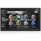 "6.2"" in dash car DVD player (Special for Russia,Middle east , Indonesia)"
