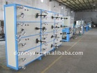 Indoor soft optical cable extrusion line