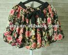 Big umbrella skirt chiffon Bohemian national wind skirts