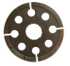 Backhoe Loader Brake Plate