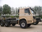SINOTRUK HOWO 6*6 ALL Wheel Drive Tractor