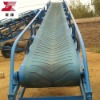 new rubber belt conveyor - organic fertilizer equipment
