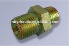 Hydraulic din standard pipe fitting